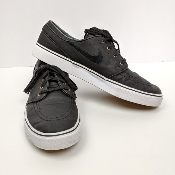 price reduced first rate 50% price Nike SB Zoom Janoski Leather Shoe 10.5